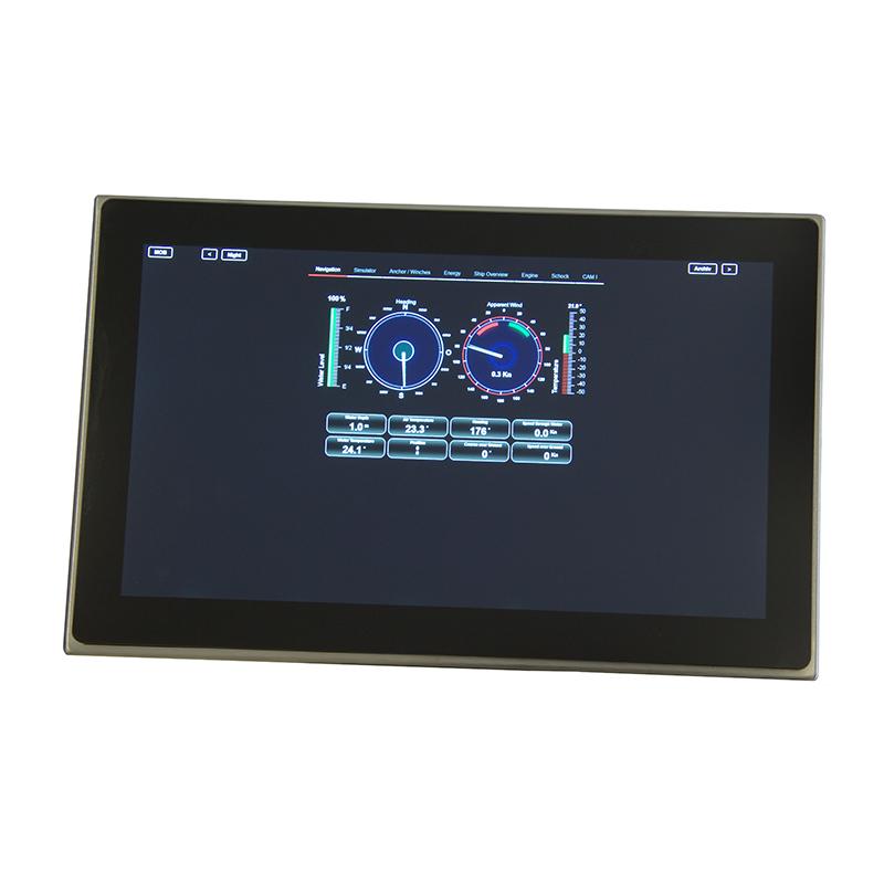 """Monitor 11,6"""" Kapaz.Touch Außendisplay"""