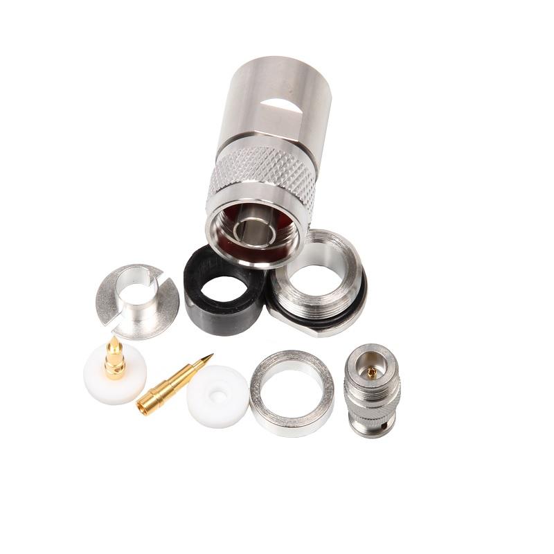 BNC-Plug ECOFLEX 15 Plus